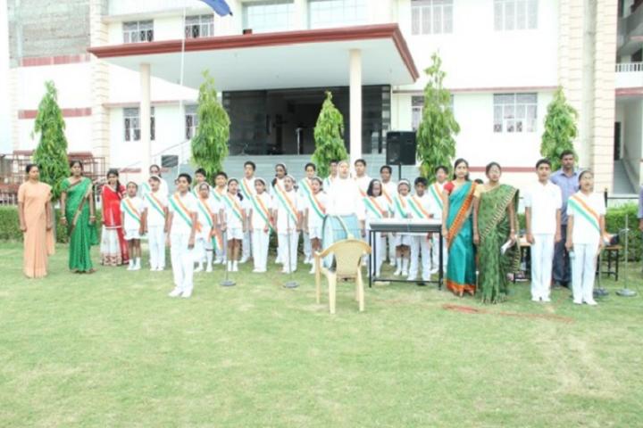 St Teresa School-Events independance day