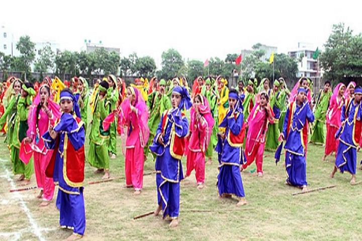 St Teresa School-Events programme