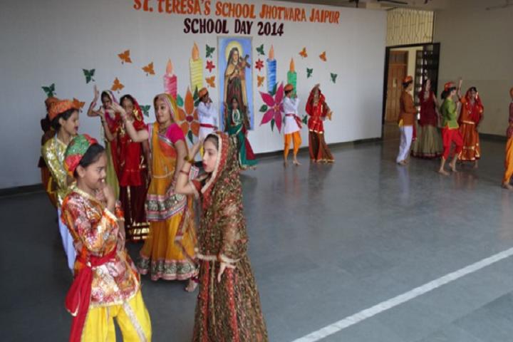St Teresa School-Events school day