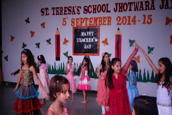 St Teresa School-Events teachers day