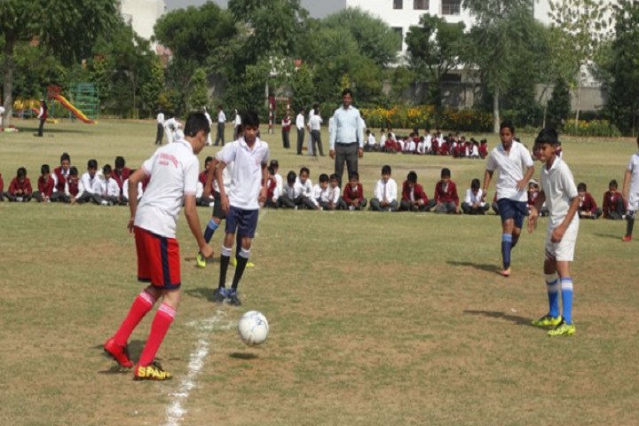 St Teresa School-Sports football