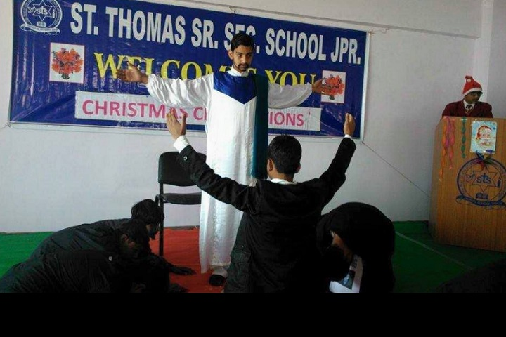 St Thomas School-Christmas Event
