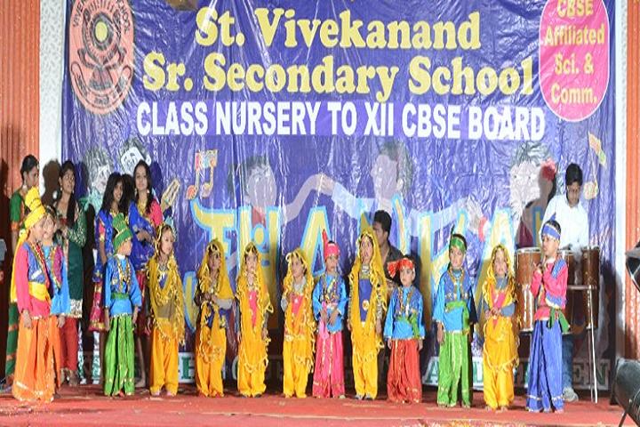 St Vivekanand Senior Secondary School-Events celebration