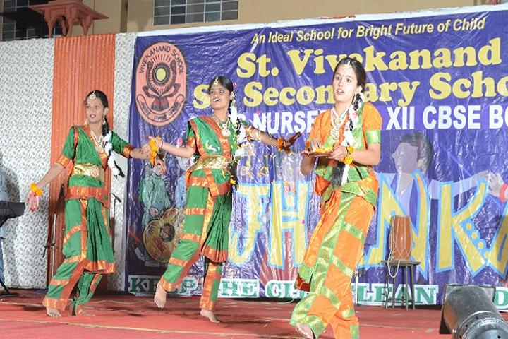 St Vivekanand Senior Secondary School-Events function