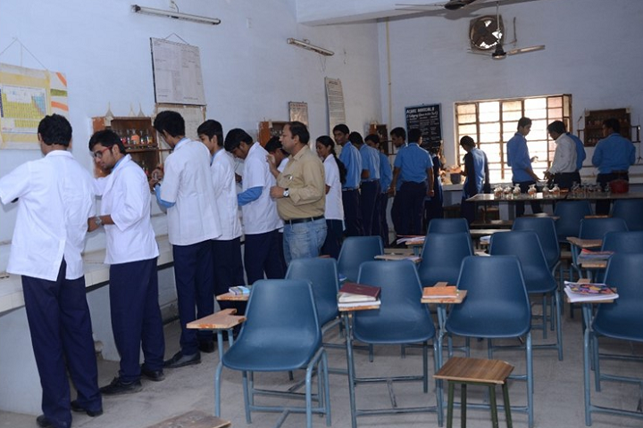 St Vivekanand Senior Secondary School-Laboratory chemistry