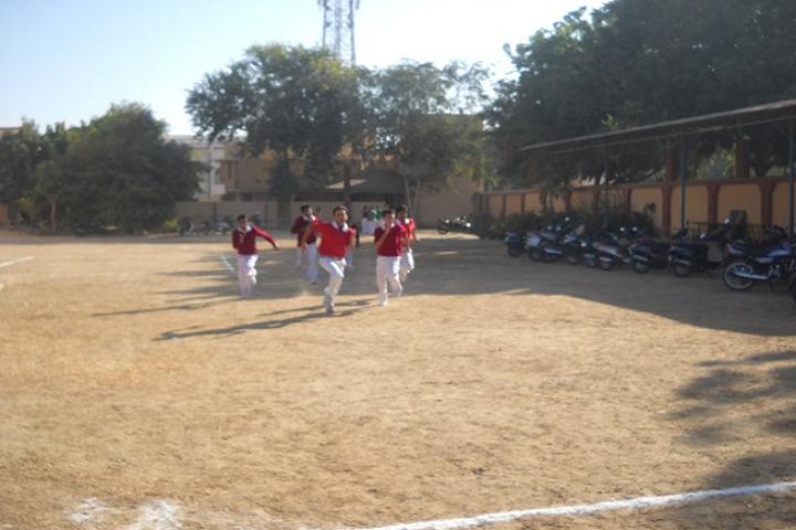 St Vivekanand Senior Secondary School-Sports