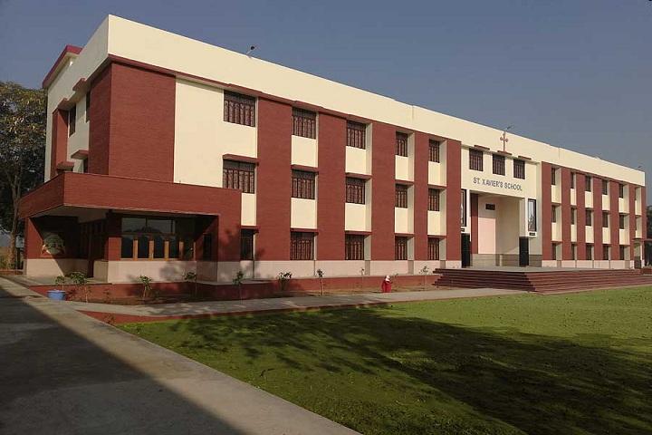 St XavierS School-Campus-View