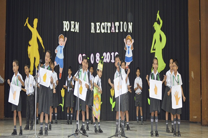 St XavierS School-Others recitation