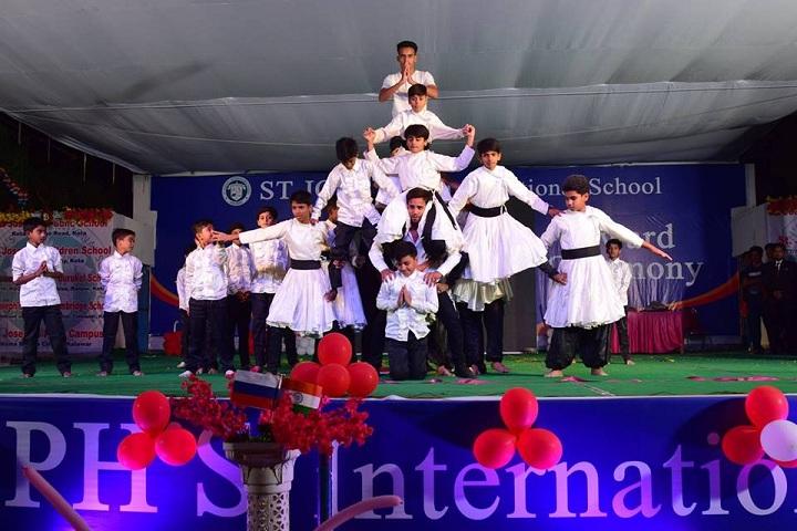 St JosephS International School-Events