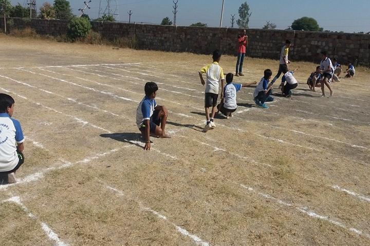 St JosephS International School-Sports kho kho