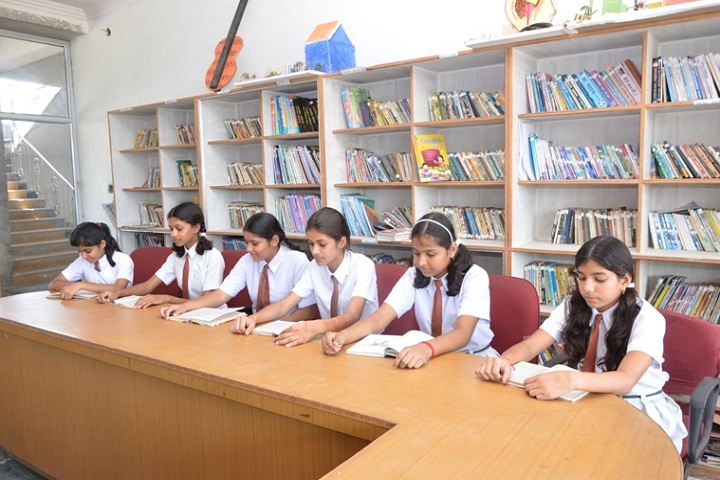 St Paul School-Library