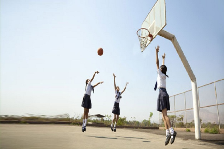 St Paul School-Sports basketball