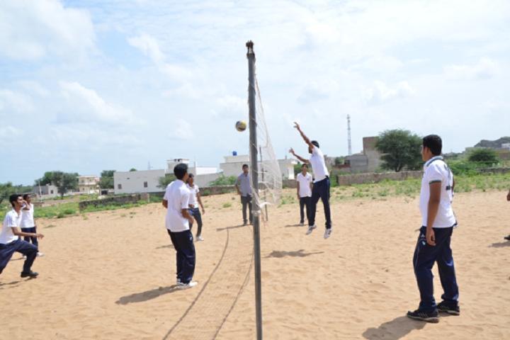 St Paul School-Sports vollyball
