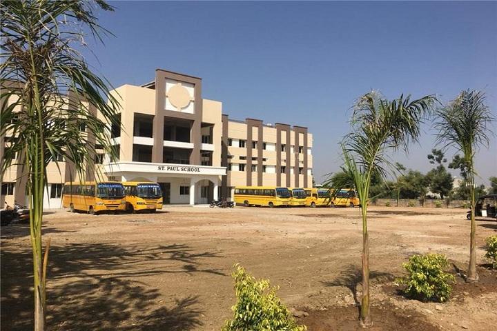 St Pauls School-Campus-View