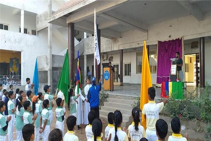 St Pauls School-Sports function
