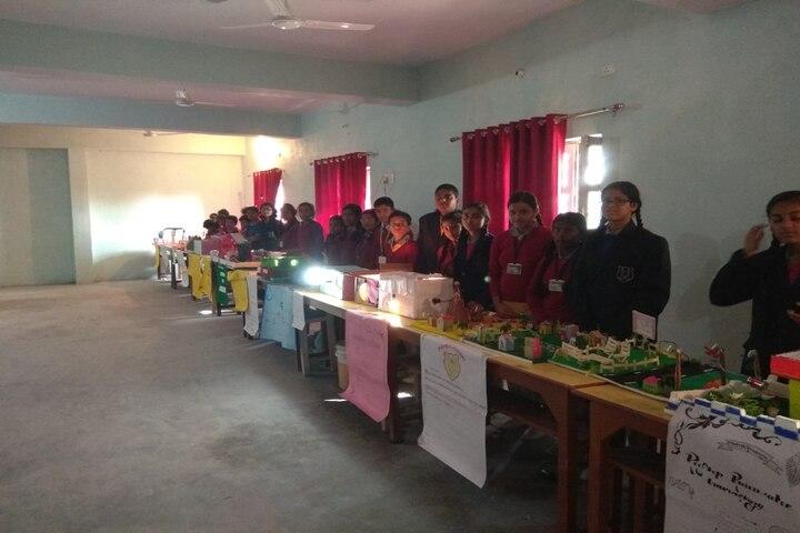 Mahesh Academy-Exhibition