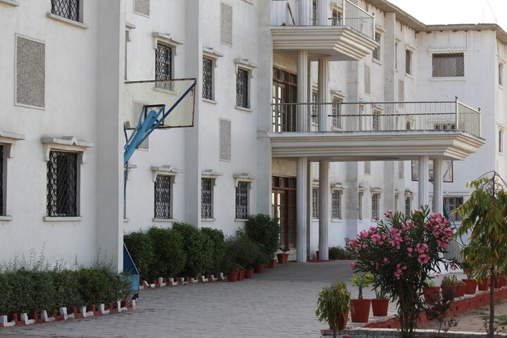 Mahesh Academy-School Building