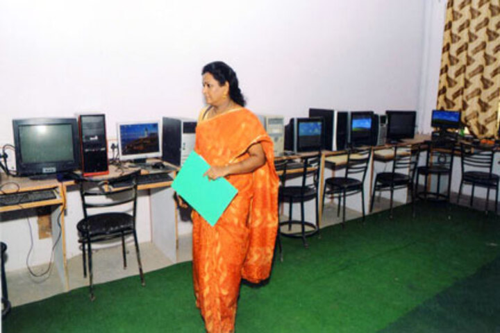 Star City International School-Computer Lab
