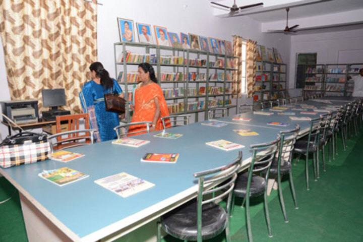 Star City International School-Library