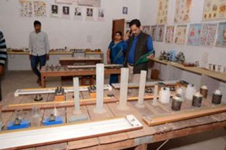 Star City International School-Physics Lab