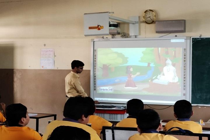 Subodh Public School-Classroom smart