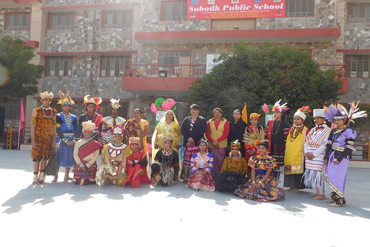 Subodh Public School-Events celebration