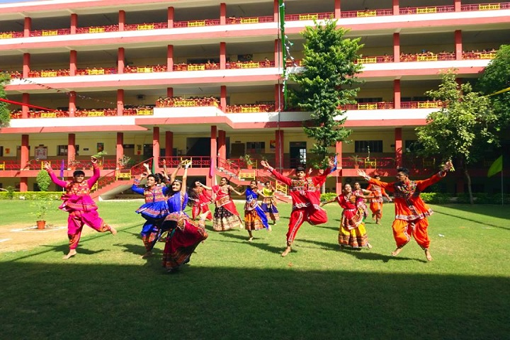 Subodh Public School-Events dance