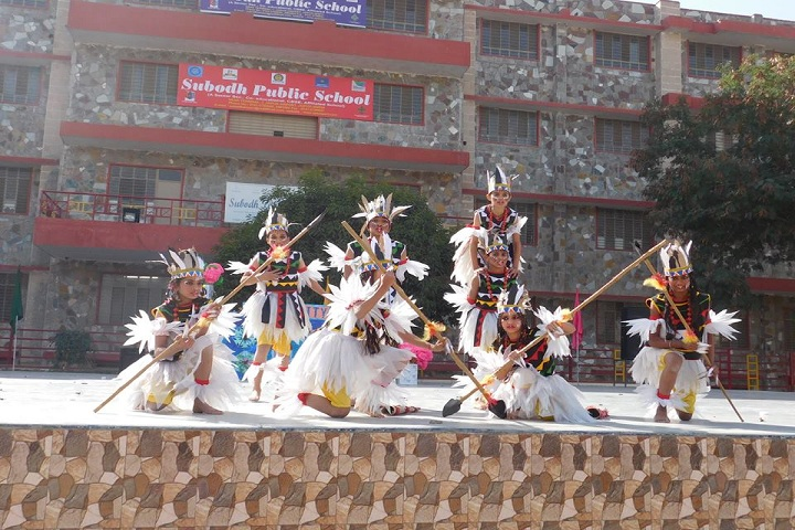 Subodh Public School-Events