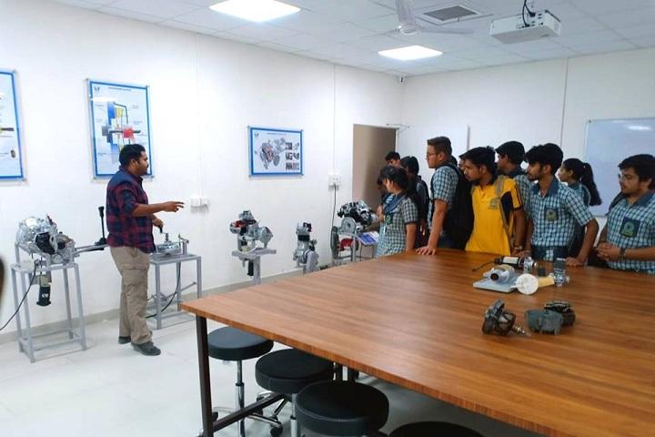 Subodh Public School-Laboratory