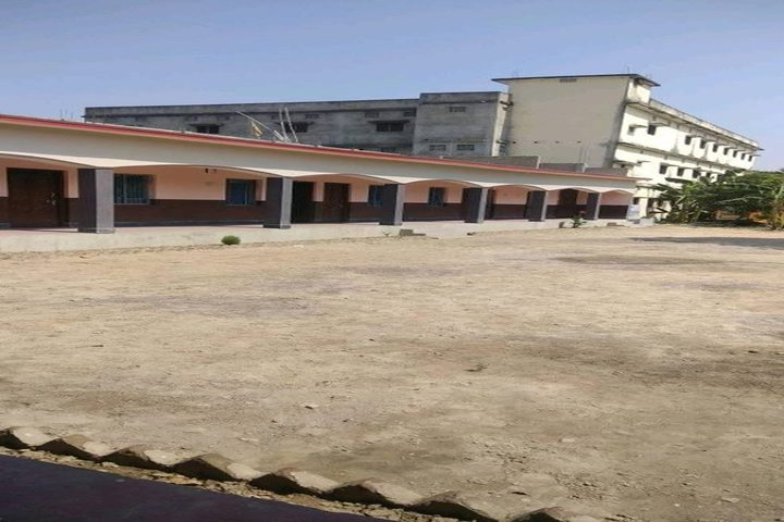 Mahnar St Josephs School-Play Ground