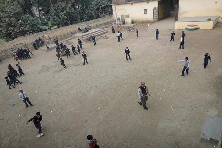 Mahnar St Josephs School-Sports