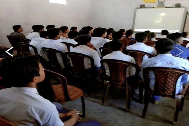 Mahnar St Josephs School-Smart Class