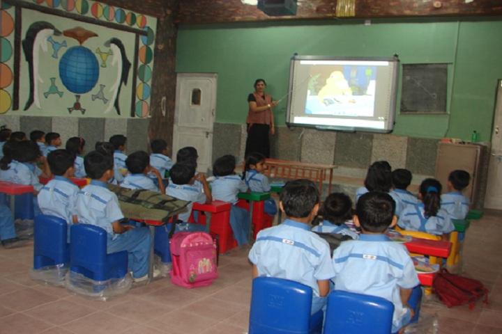 Swami Ram Narayan Rsv School-Classroom