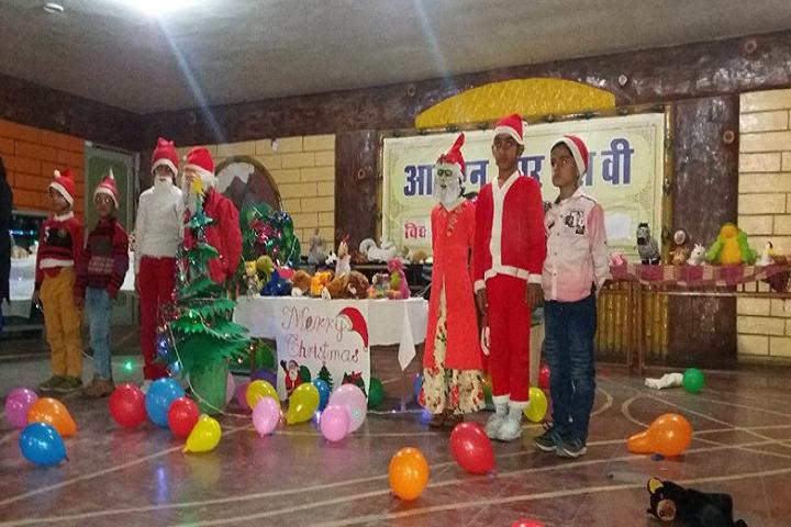 Swami Ram Narayan Rsv School-Events christmas