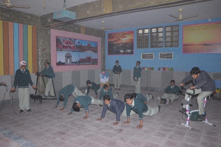 Swami Ram Narayan Rsv School-Gymnasium