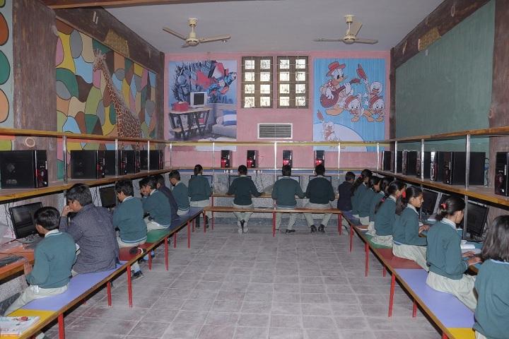 Swami Ram Narayan Rsv School-IT-Lab full view