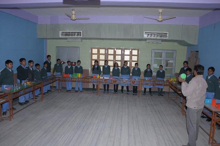 Swami Ram Narayan Rsv School-Laboratory