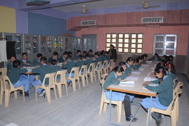 Swami Ram Narayan Rsv School-Library