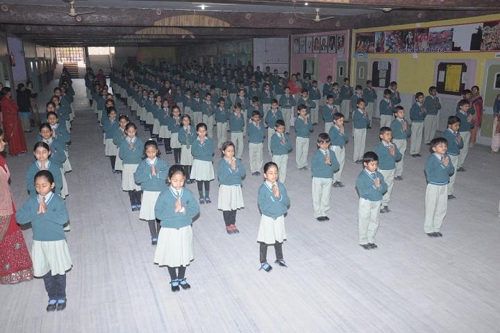 Swami Ram Narayan Rsv School-Others prayer