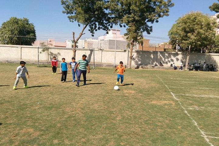 Swami Ram Narayan Rsv School-Sports