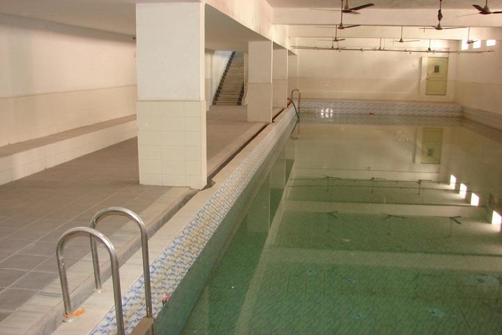 Swami Ram Narayan Rsv School-Swimming Pool