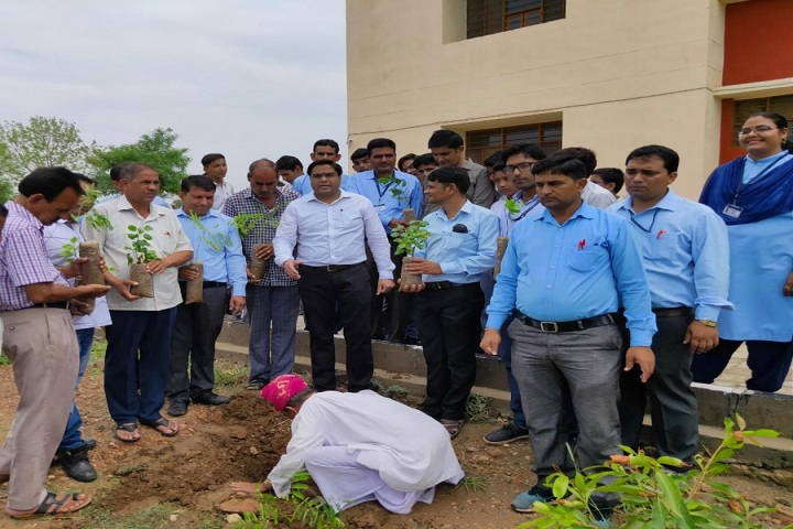 Swami Vivekanand Government Model School-Others plantation