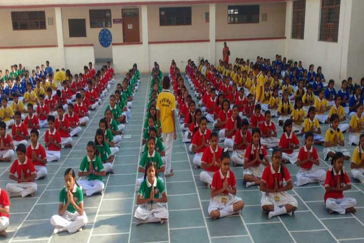 Swami Vivekanand Government Model School-Others prayer