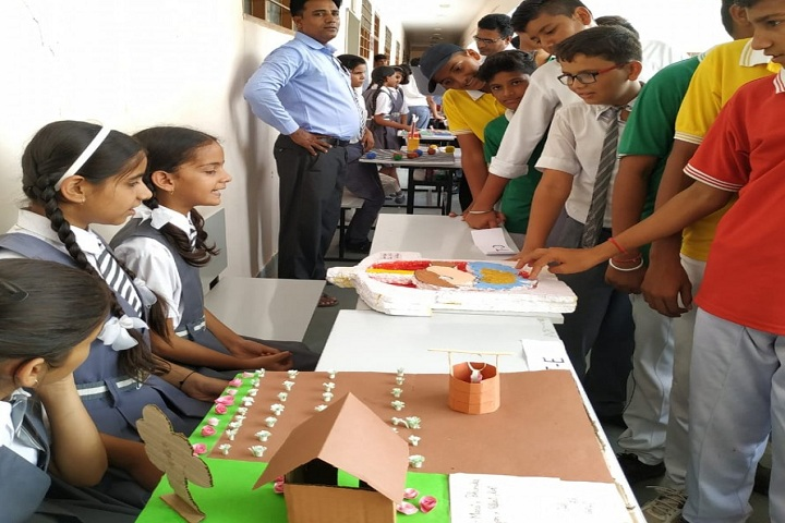 Swami Vivekanand Government Model School-Others science exhibition