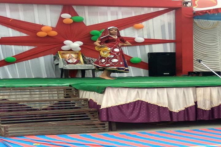 Swami Vivekanand Government Model School-Events dance