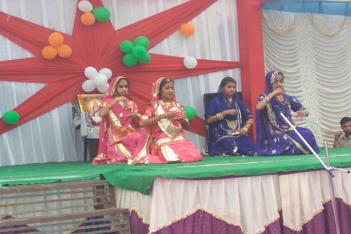 Swami Vivekanand Government Model School-Events programme