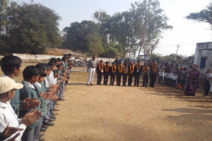 Swami Vivekanand Government Model School-Events function