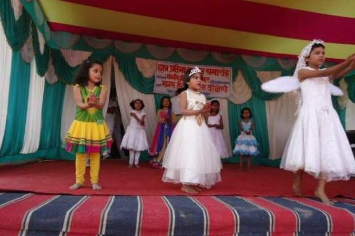 Manas International Public School-Dance