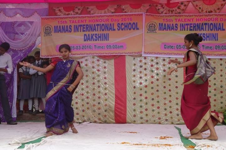Manas International Public School-Drama
