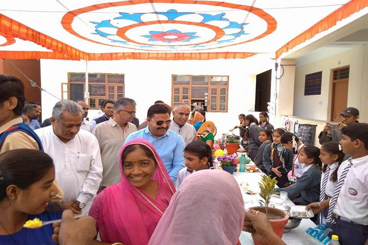 Swami Vivekanand Government Model School-Others function